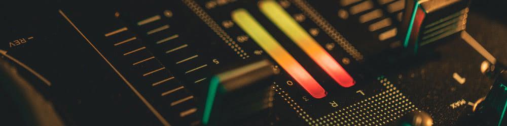 Gemini DJ Mixer Banner